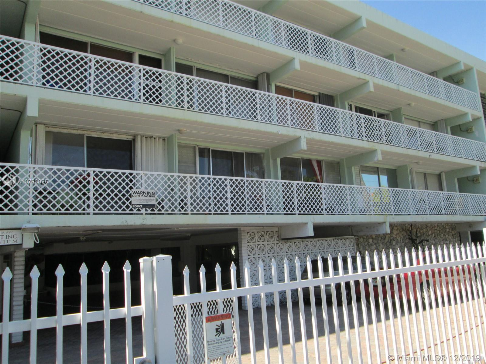 1400  Pennsylvania Ave #44 For Sale A10783095, FL