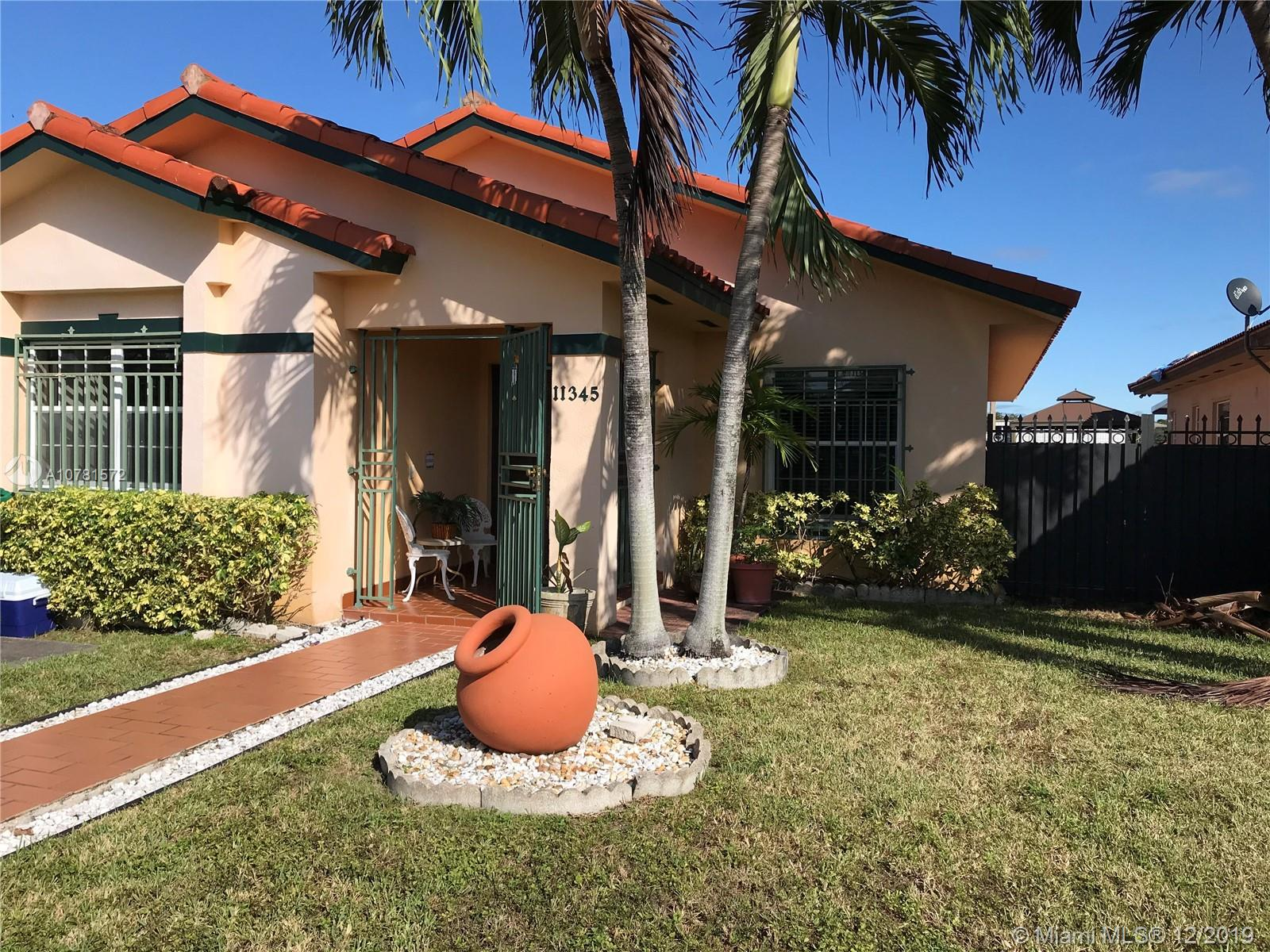 11345 SW 143rd Ct  For Sale A10781572, FL