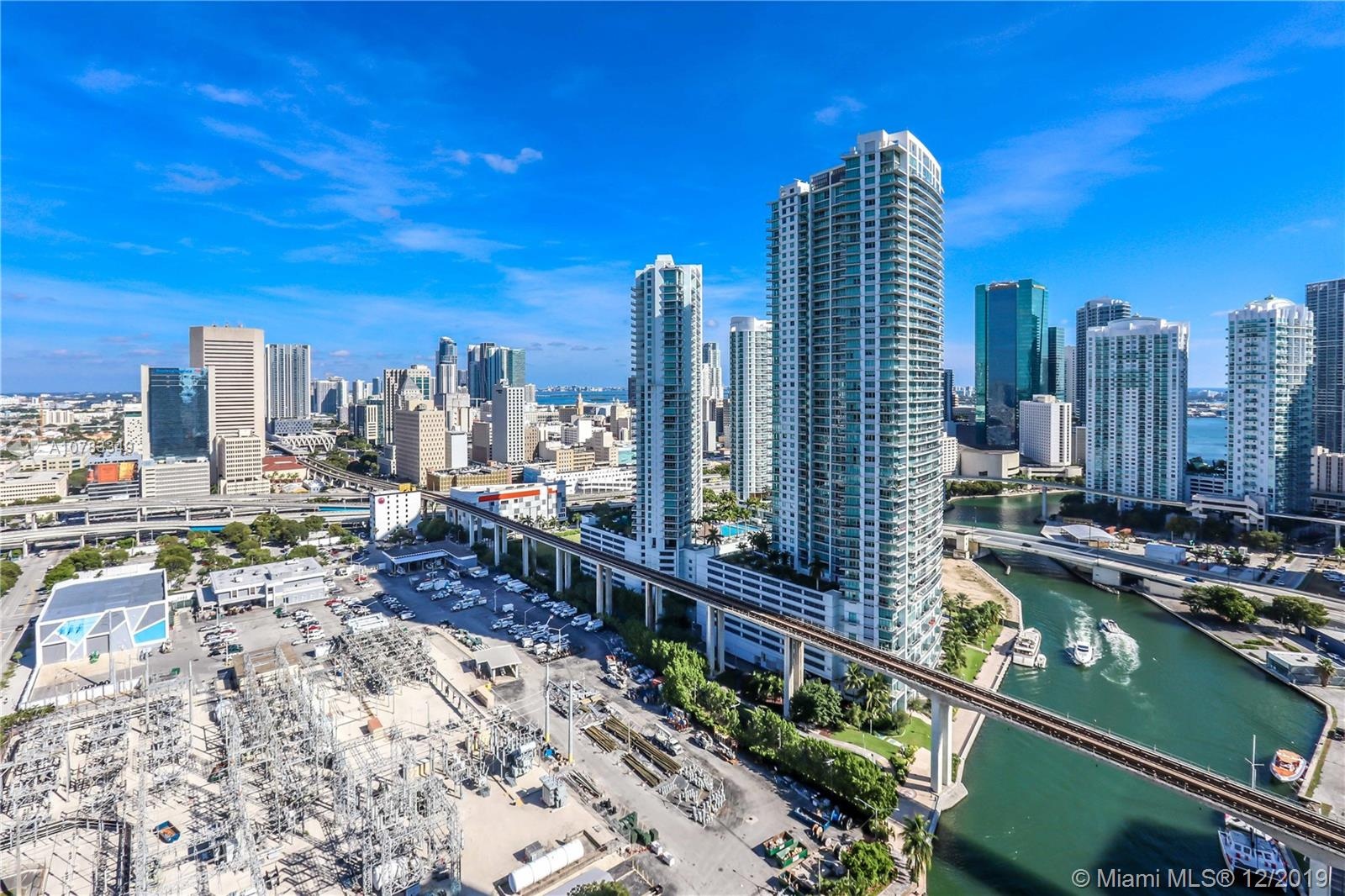 185 SW 7th St #3007 For Sale A10783349, FL