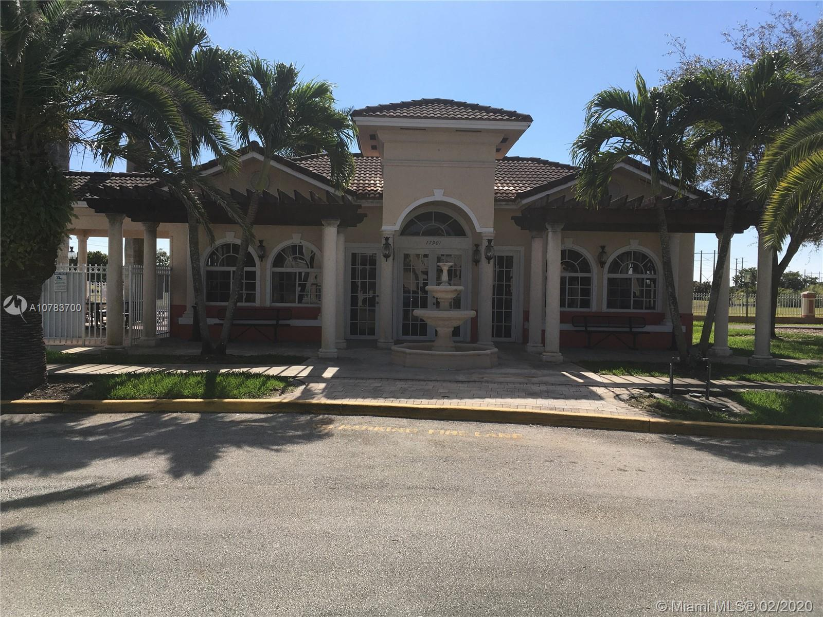 17968 NW 74th Ct #17968 For Sale A10783700, FL