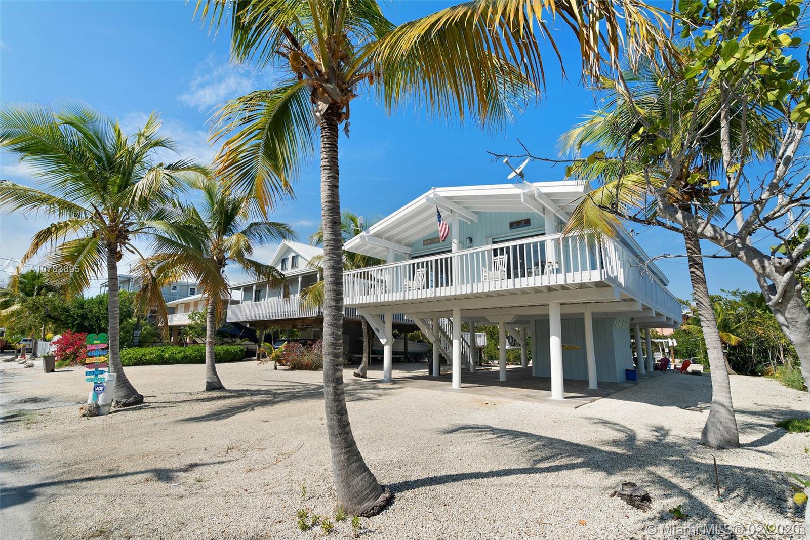 814 Blue Heron Ln, Key Largo FL 33037