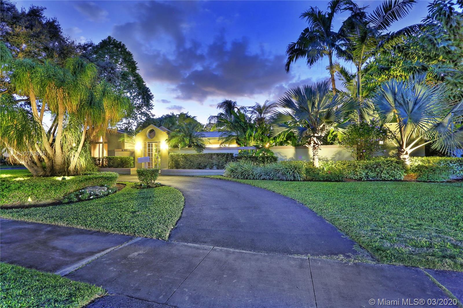 12500 SW 72nd Ave  For Sale A10783836, FL