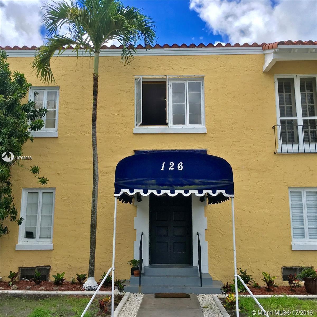 126  Mendoza Ave #4 For Sale A10783969, FL