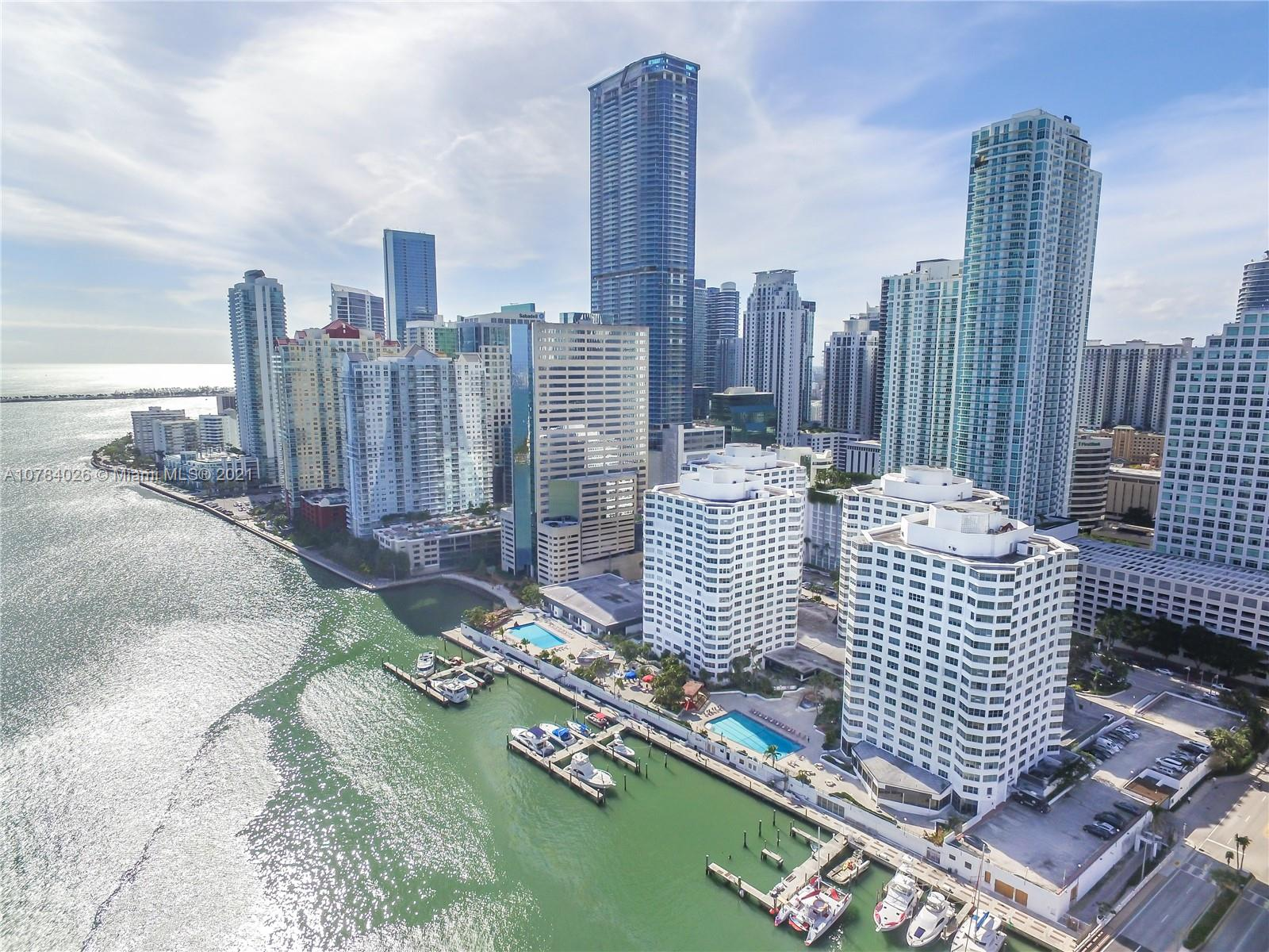 825  Brickell Bay Dr #1844/45 For Sale A10784026, FL