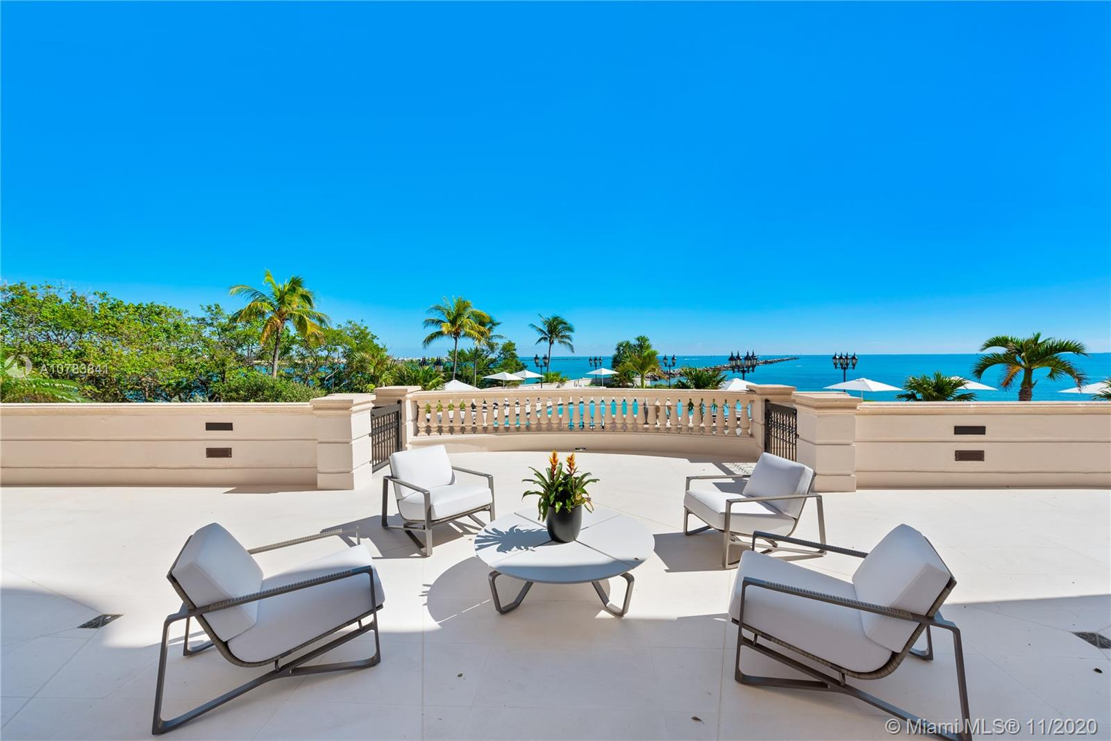 7213  Fisher Island Dr #7213 For Sale A10783841, FL