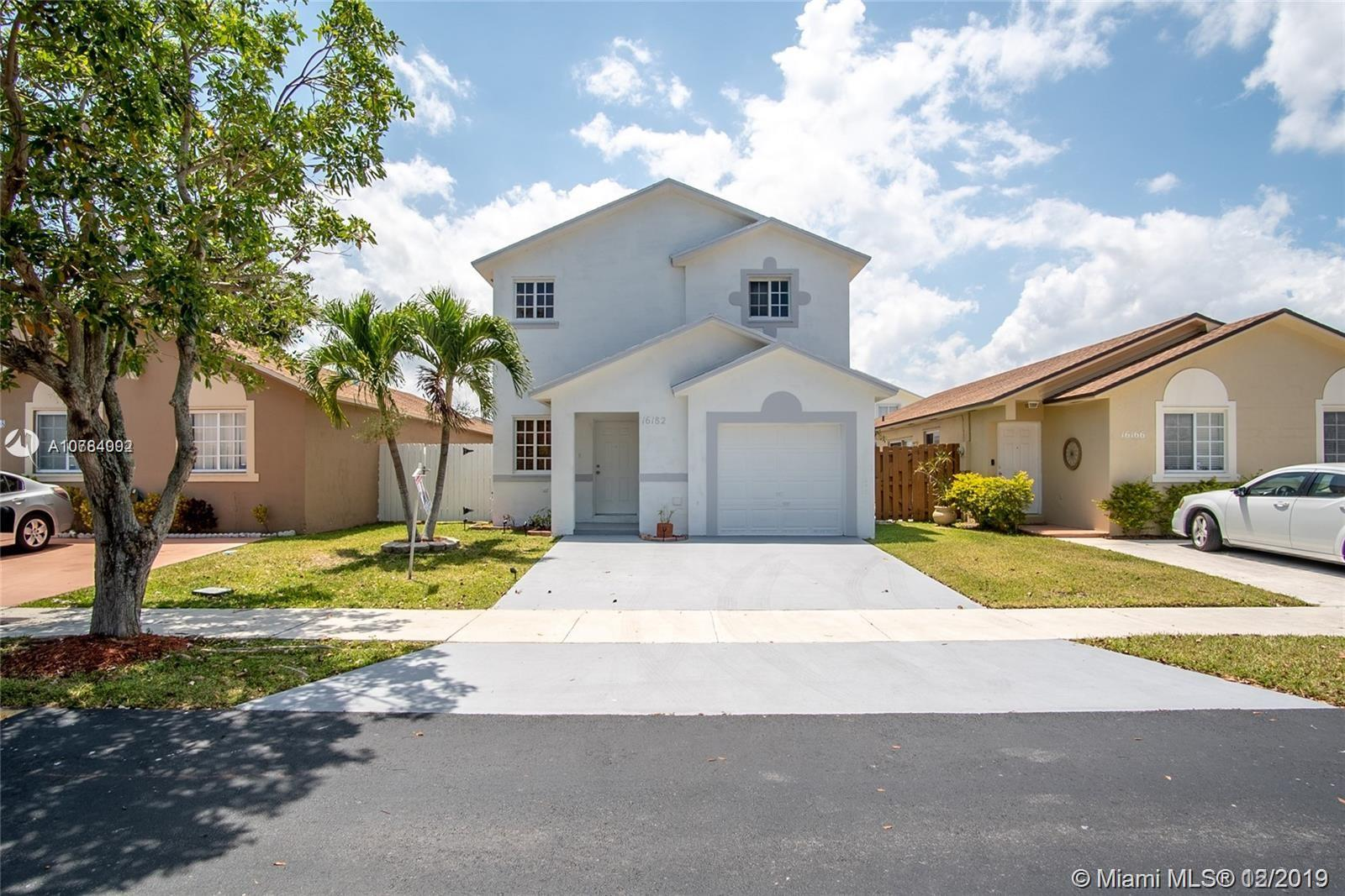 16182 SW 138th Ct  For Sale A10784092, FL
