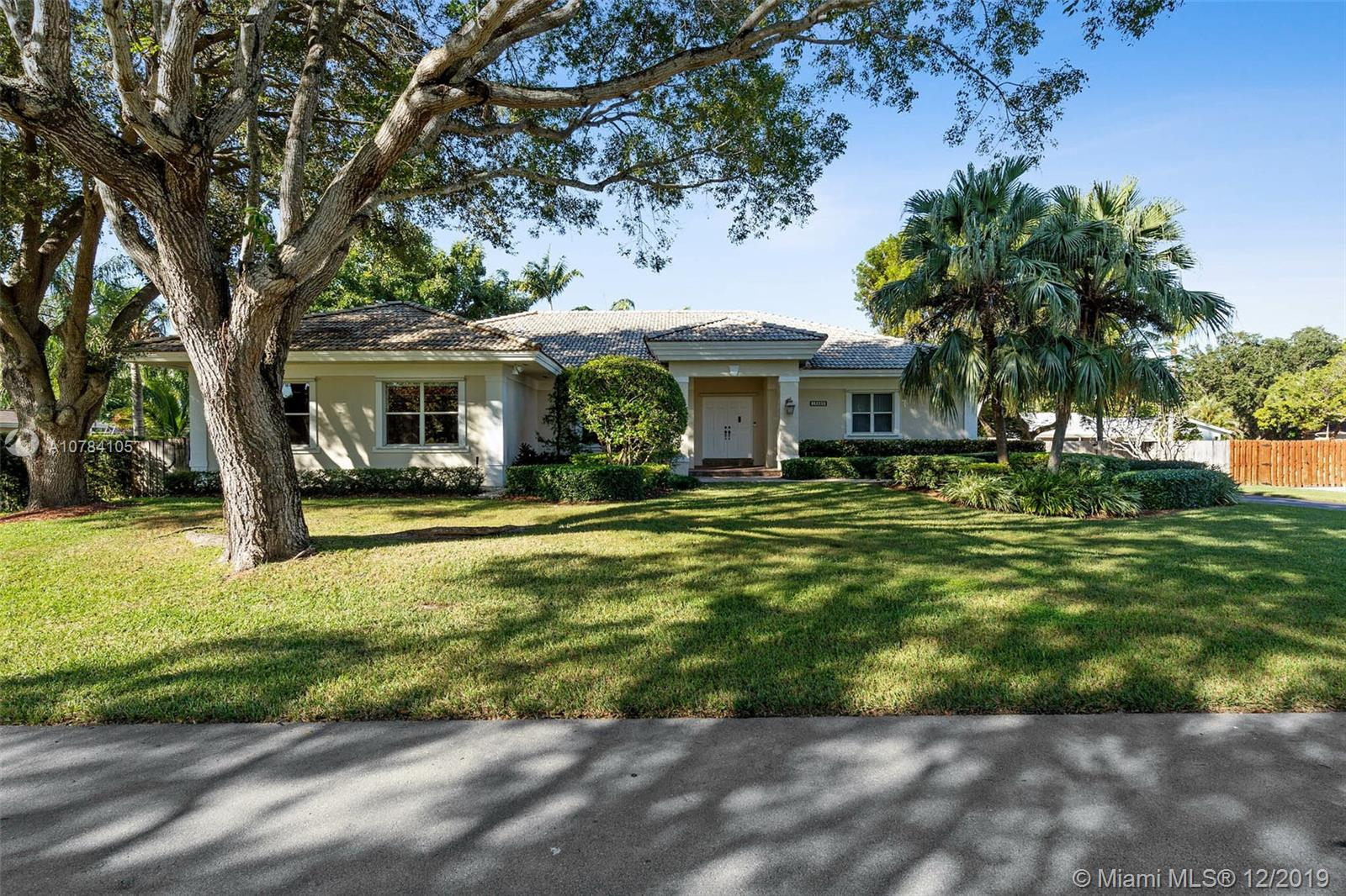 16550 SW 77th Ct  For Sale A10784105, FL