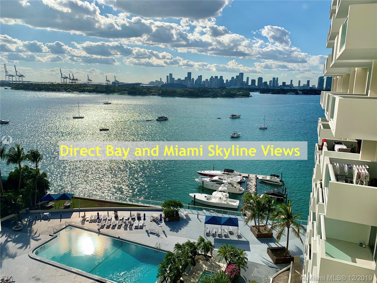 1200  West Ave #1001 For Sale A10784049, FL