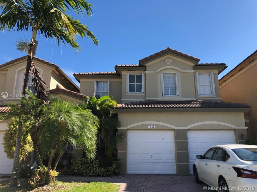 7537 NW 113th Path  For Sale A10783545, FL