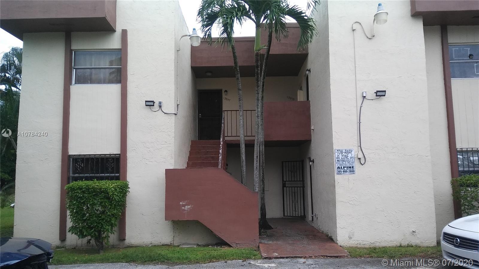13971 NE 2 Ave #7 For Sale A10784240, FL