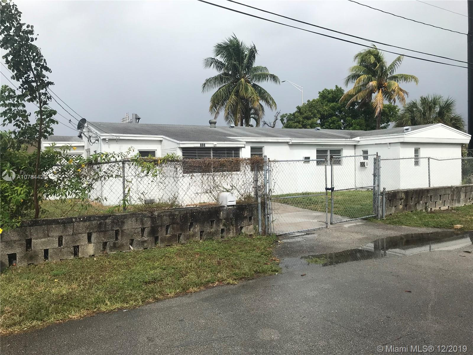 808 NW 20th Ave  For Sale A10784420, FL
