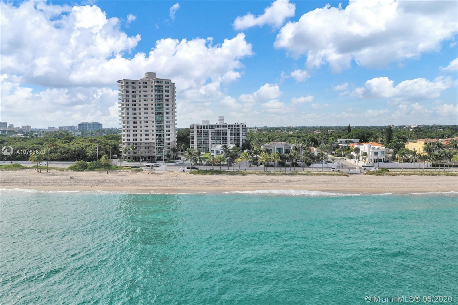 1200 N Fort Lauderdale Beach Blvd #202 For Sale A10783678, FL