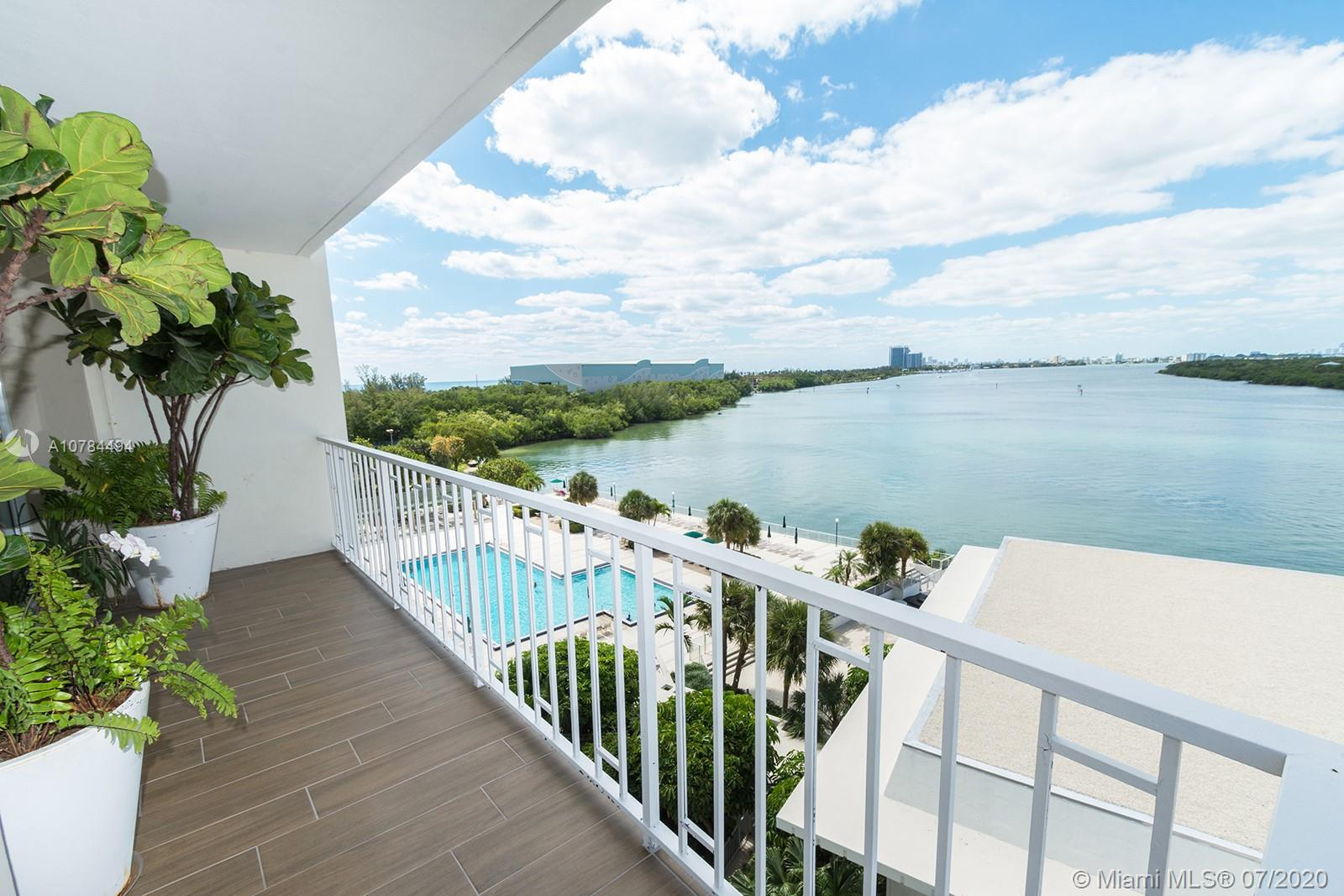 300  Bayview Dr #606 For Sale A10784494, FL