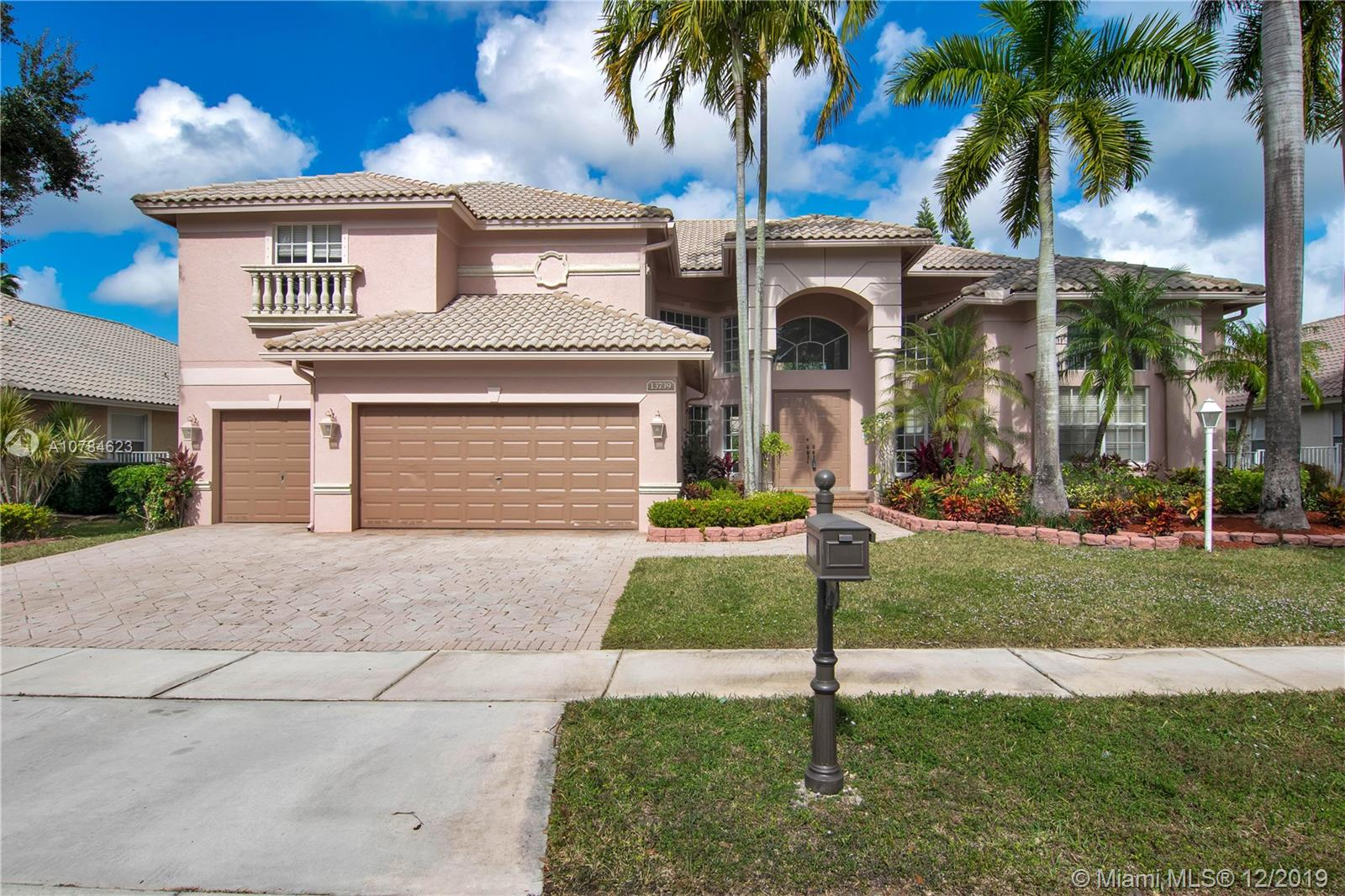 13739 NW 18 CT  For Sale A10784623, FL