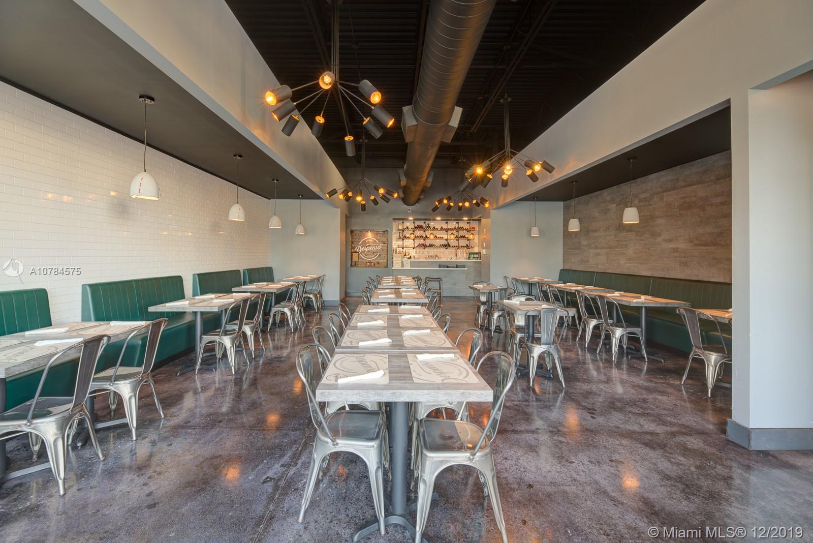 Restaurant &  Kids Venue