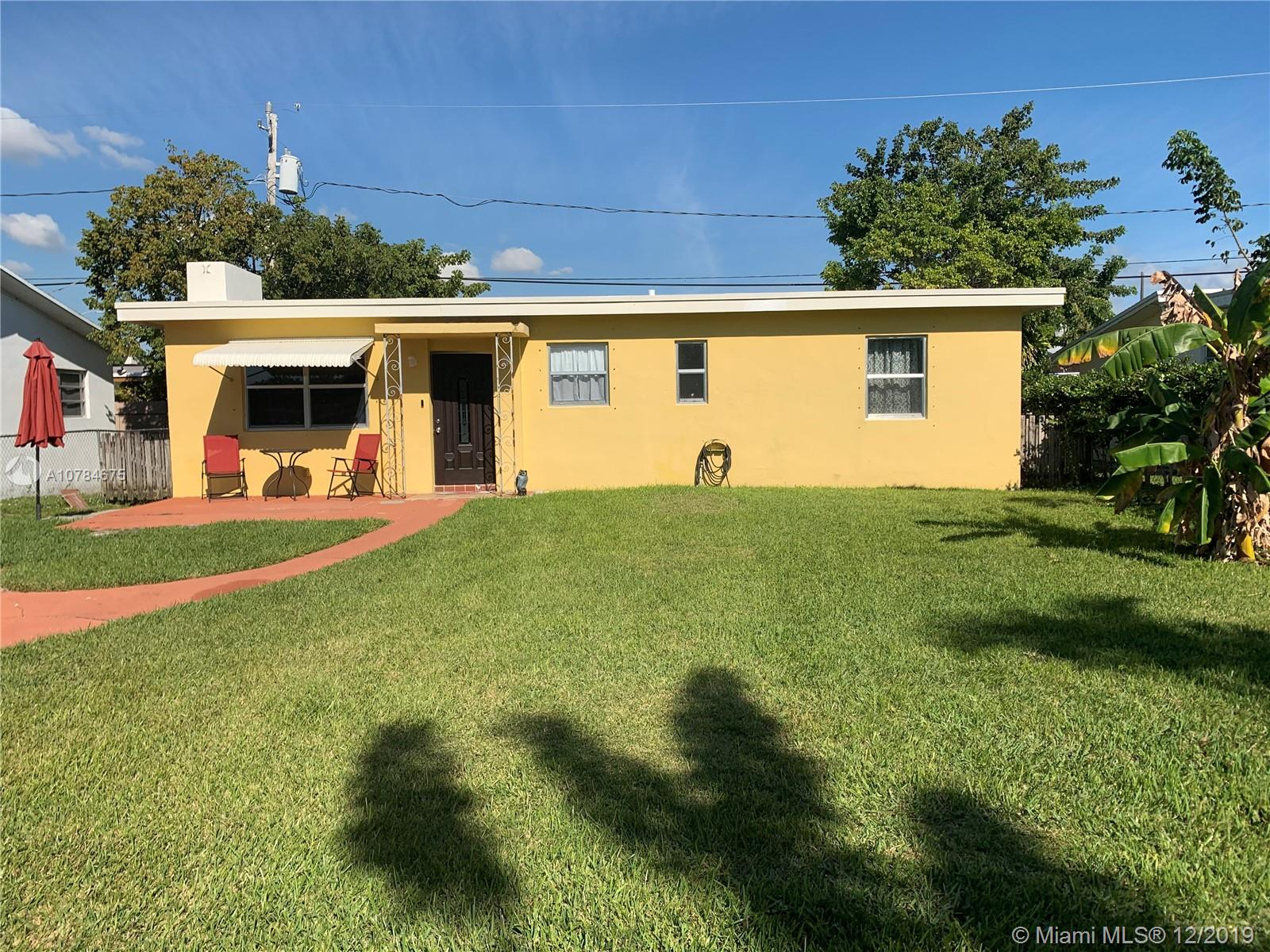 721 NE 5th St  For Sale A10784675, FL
