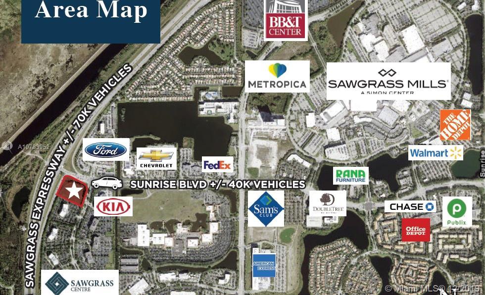 Sawgrass Corporate Pkwy, Sunrise, FL 33323