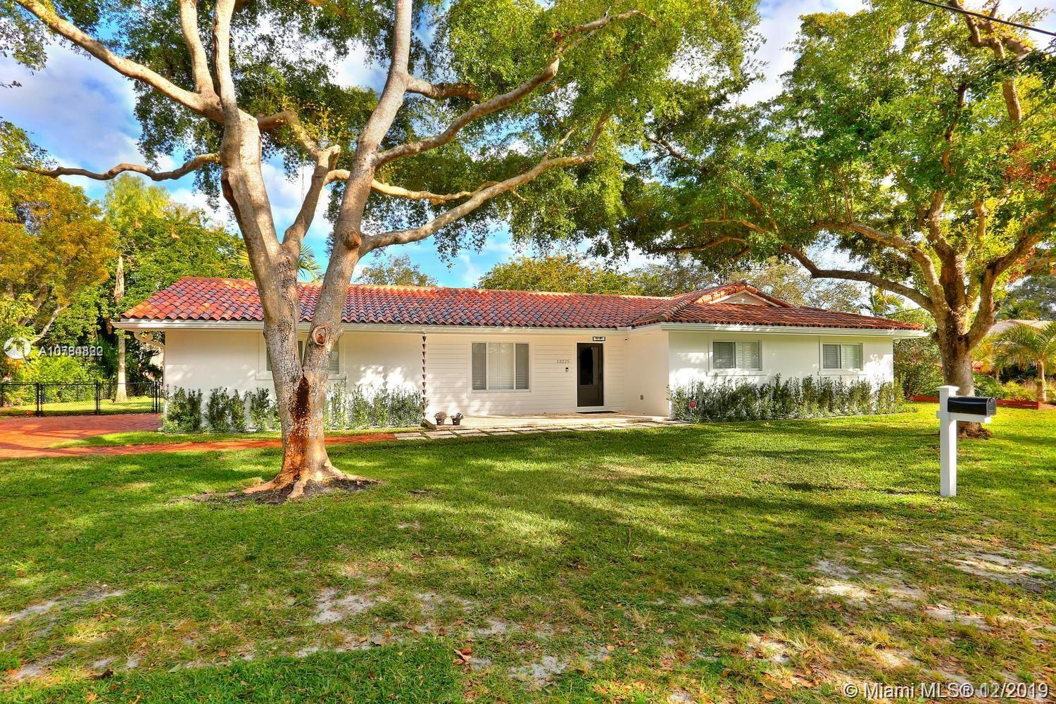 13225 SW 71st Ave  For Sale A10784822, FL