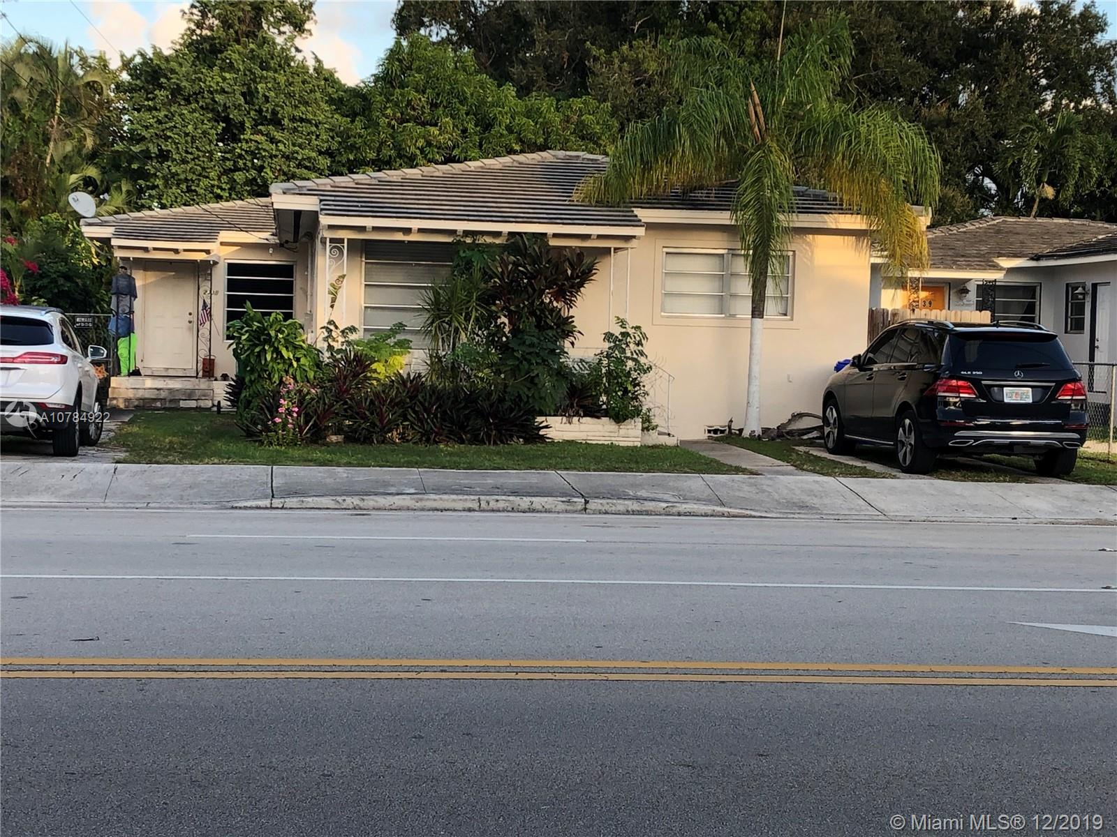 2333 SW 17th Ave  For Sale A10784922, FL
