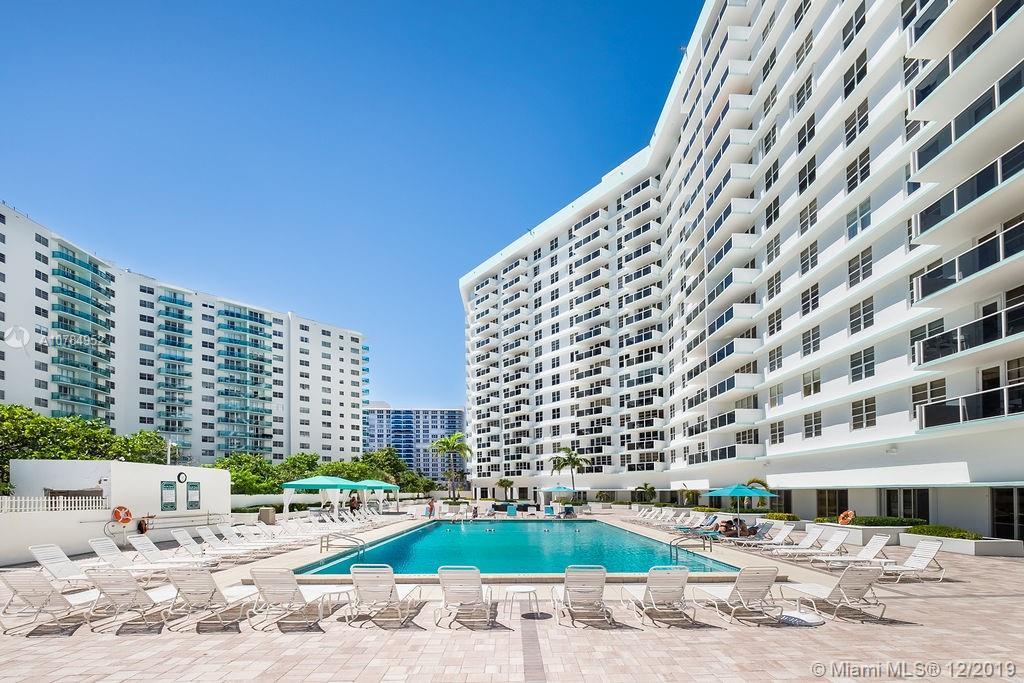 3725 S Ocean Dr #810 For Sale A10784952, FL