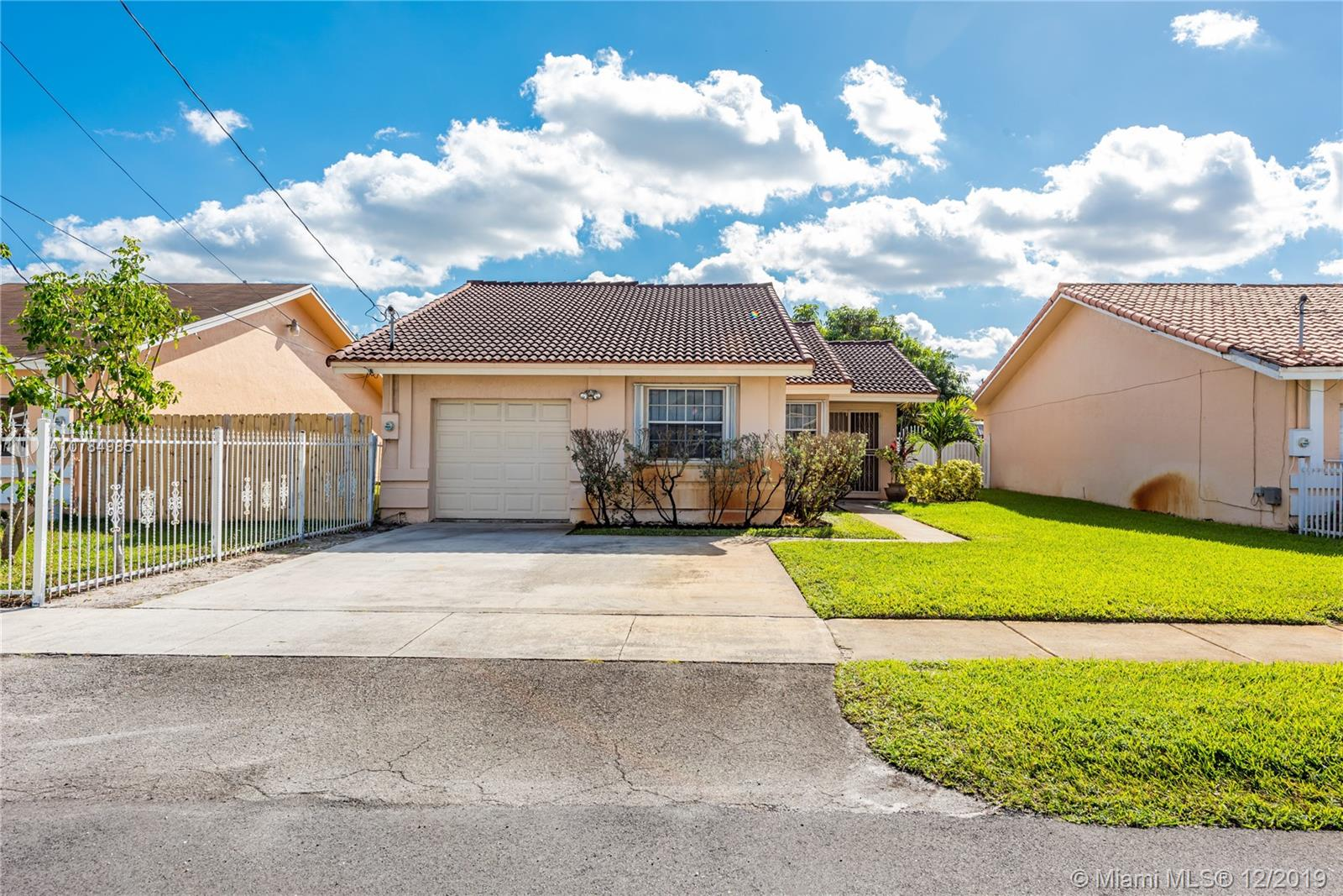3060 NW 208th Ter  For Sale A10784985, FL