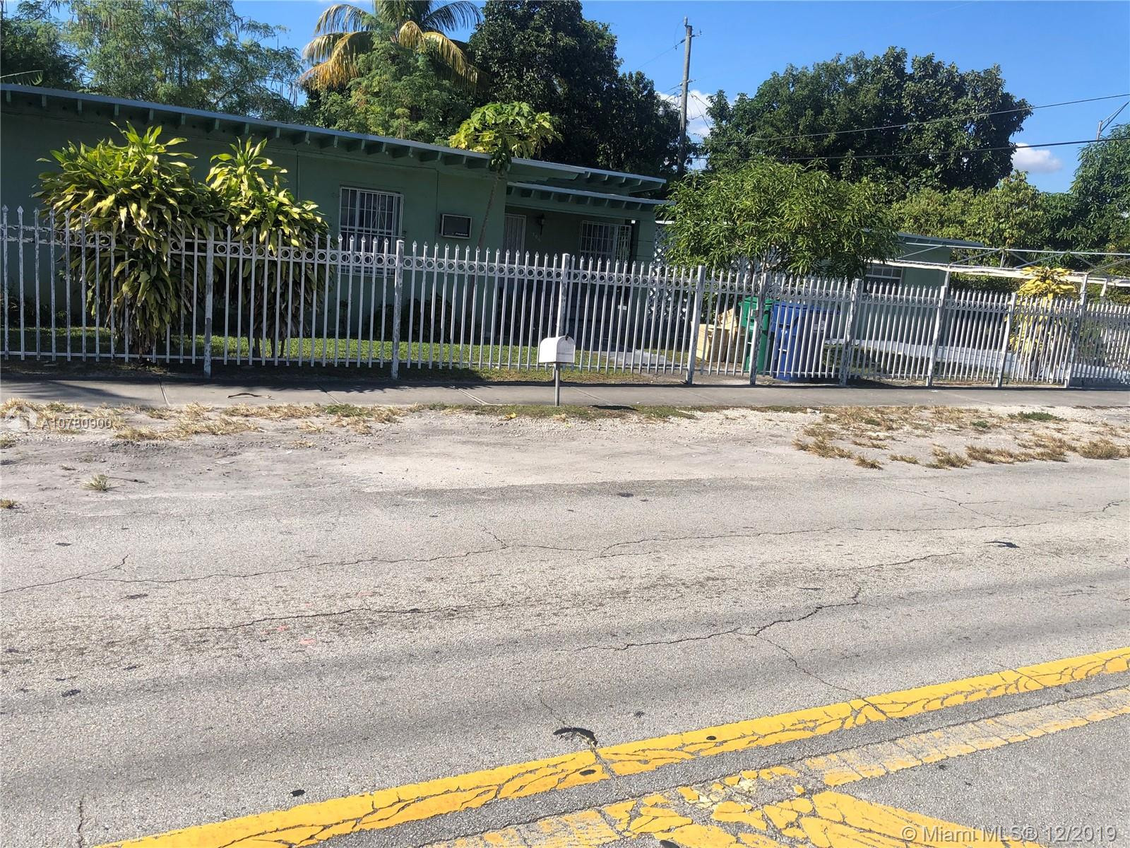505 NW 118th St  For Sale A10780900, FL