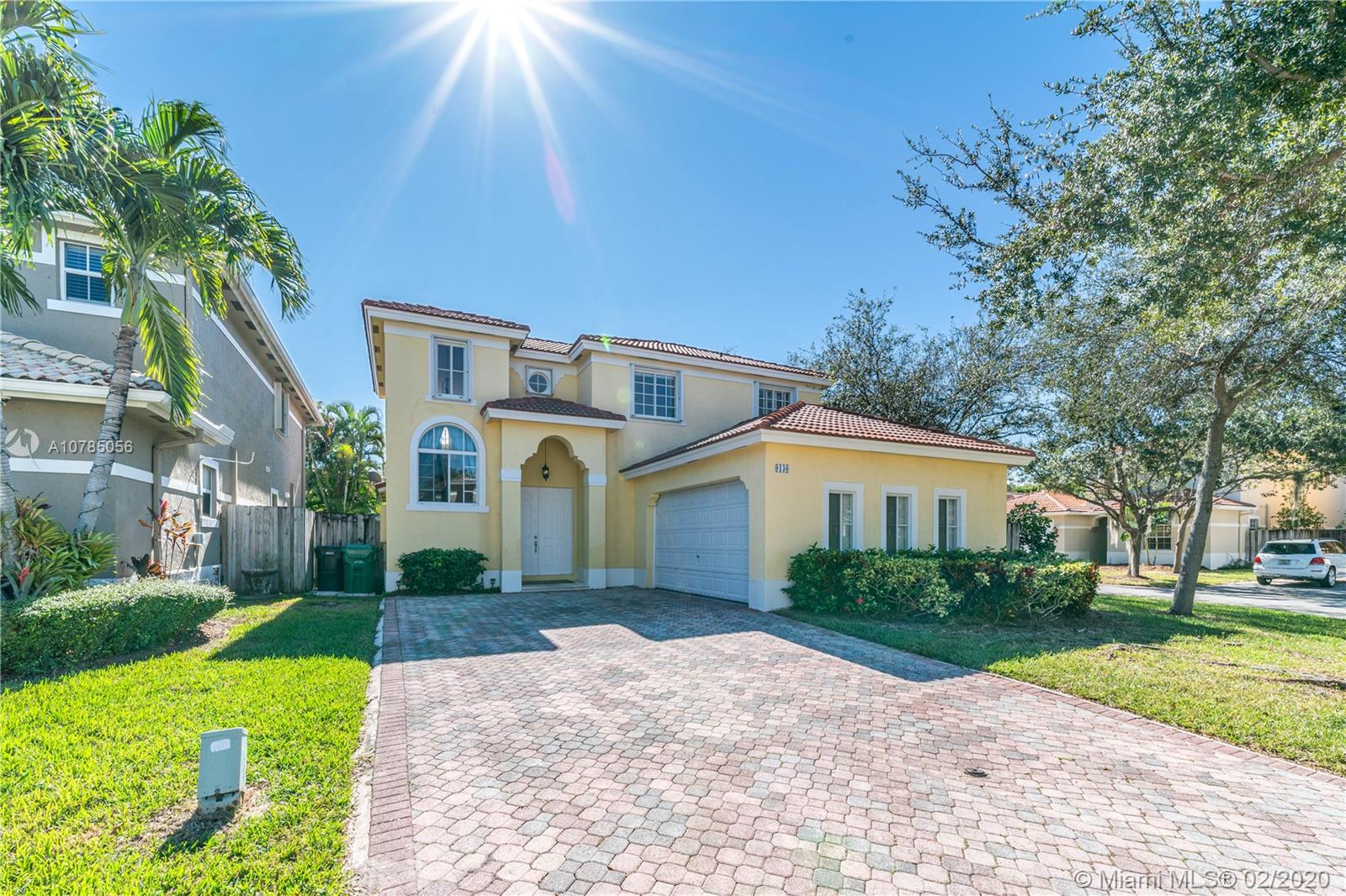 9130 SW 162nd St  For Sale A10785056, FL