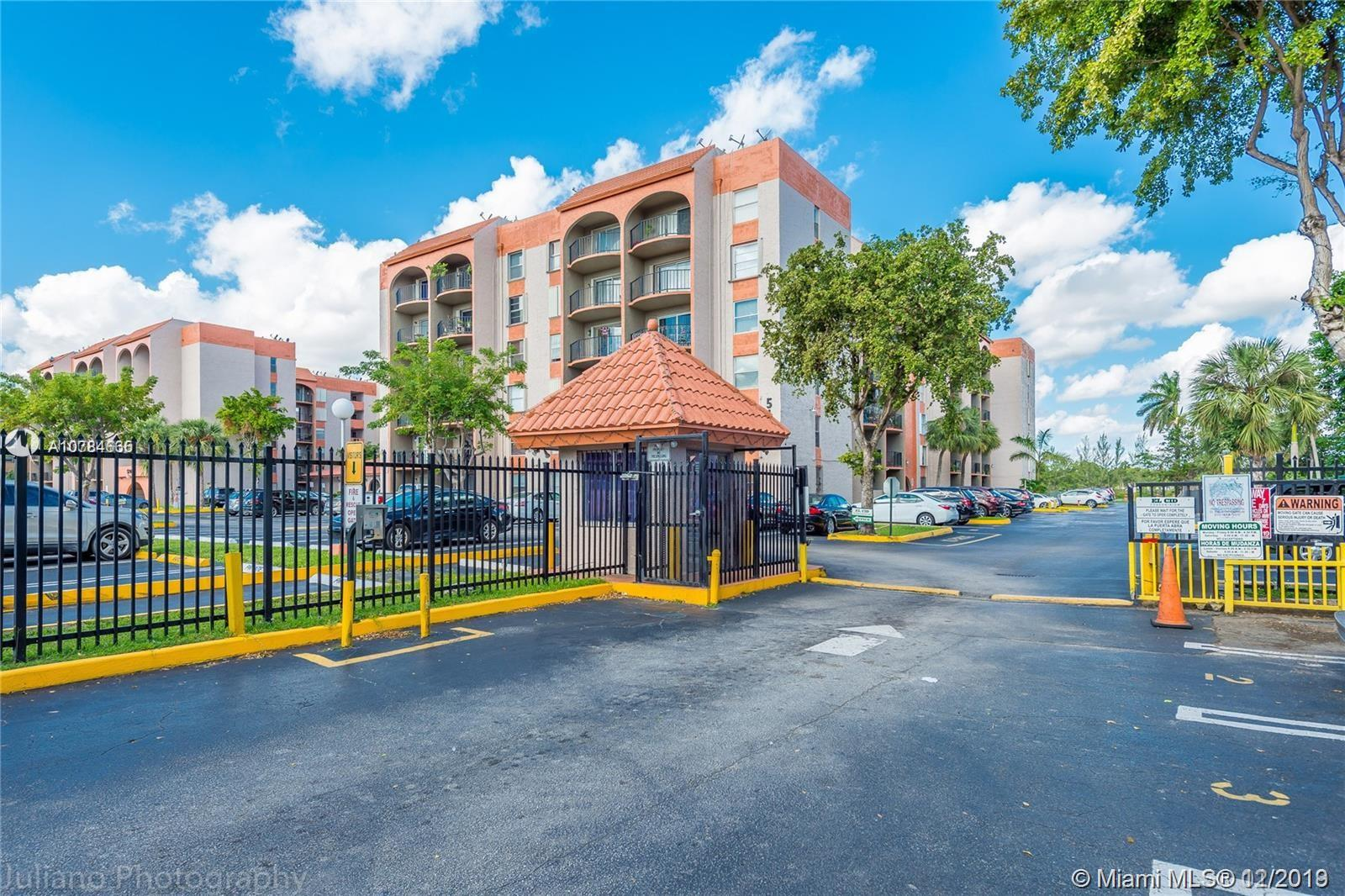 5201 NW 7th St #605 For Sale A10784665, FL