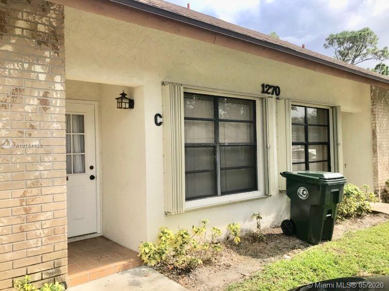 1270 Parkside Green Dr C, Green Acres, FL 33415