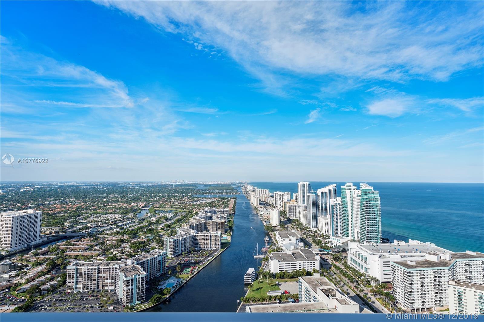 4010 S Ocean Drive #T4301 UPPER PENTHOUSE For Sale A10776922, FL