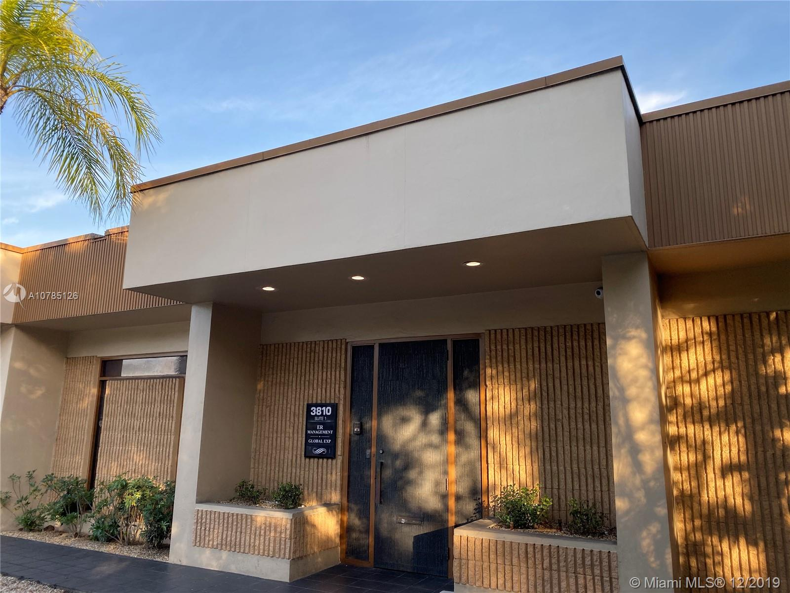 3810  Hollywood Blvd #1 For Sale A10785126, FL