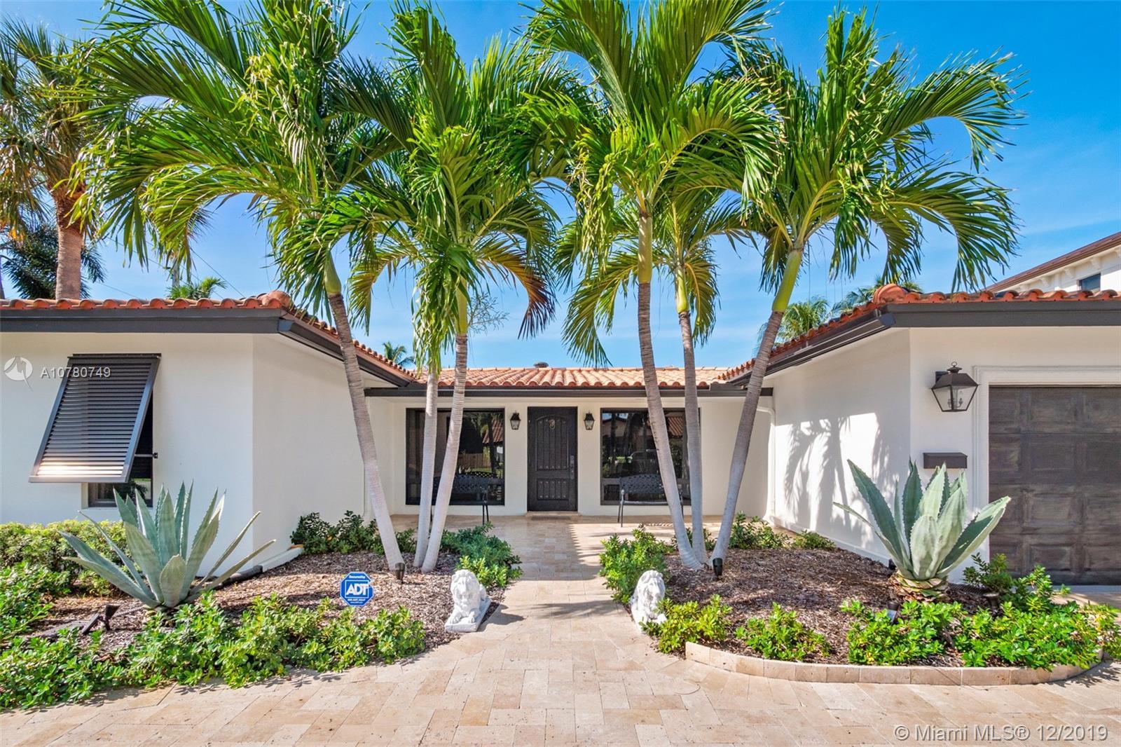 3901 NE 26TH Ave  For Sale A10780749, FL