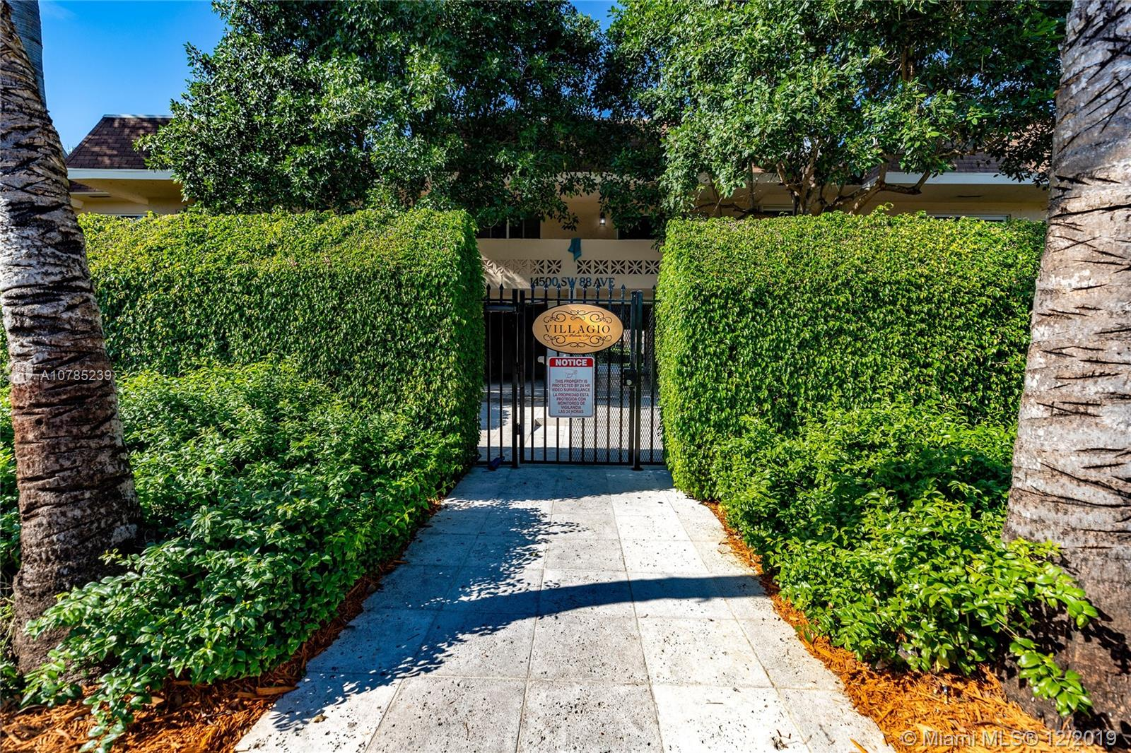 14500 SW 88th Ave #135 For Sale A10785239, FL