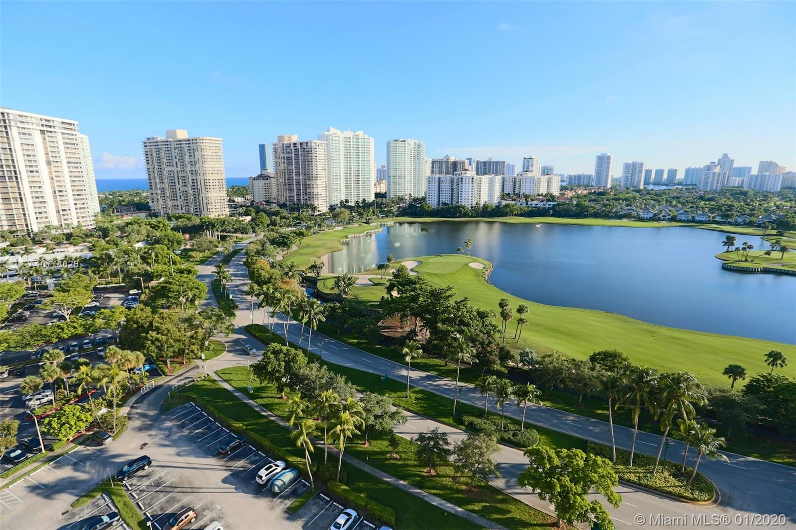 3675 N Country Club Dr #1808 For Sale A10778026, FL