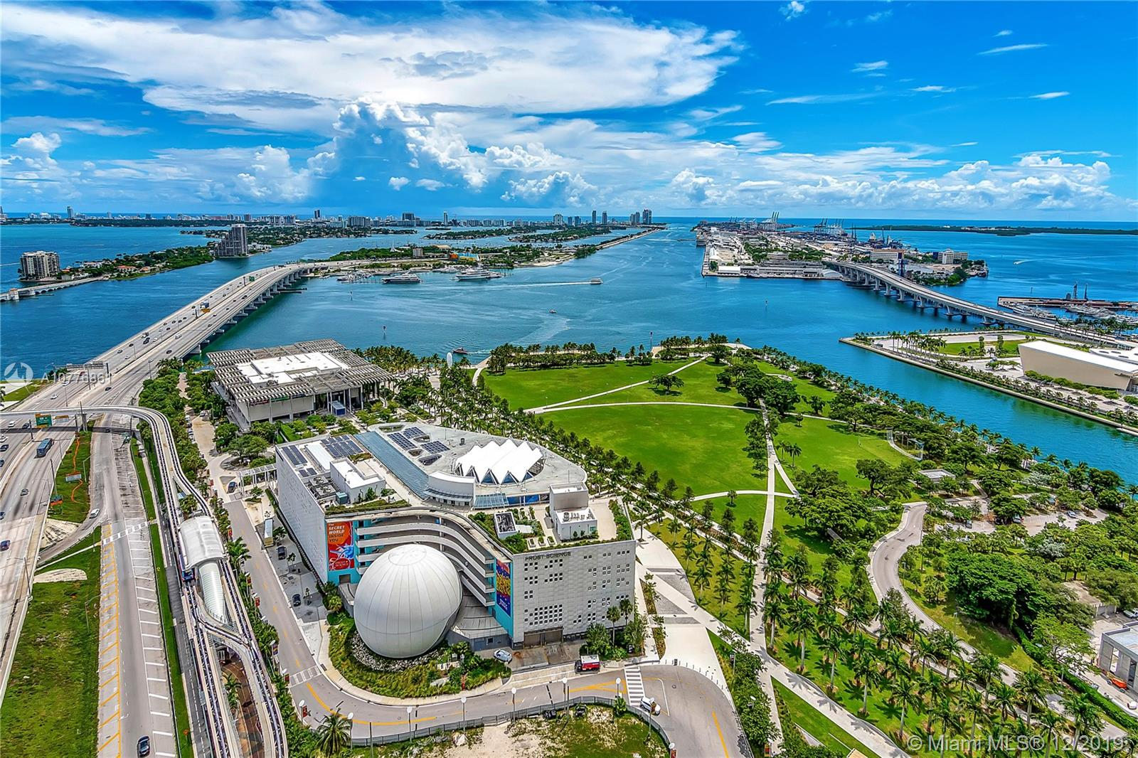 1100  Biscayne Blvd #3505 For Sale A10776861, FL