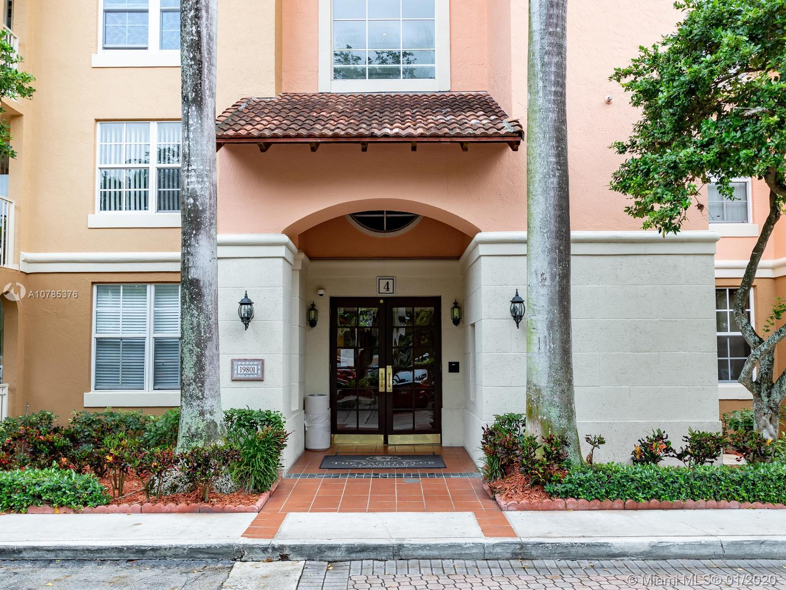 19801 E Country Club Dr #4105 For Sale A10785376, FL