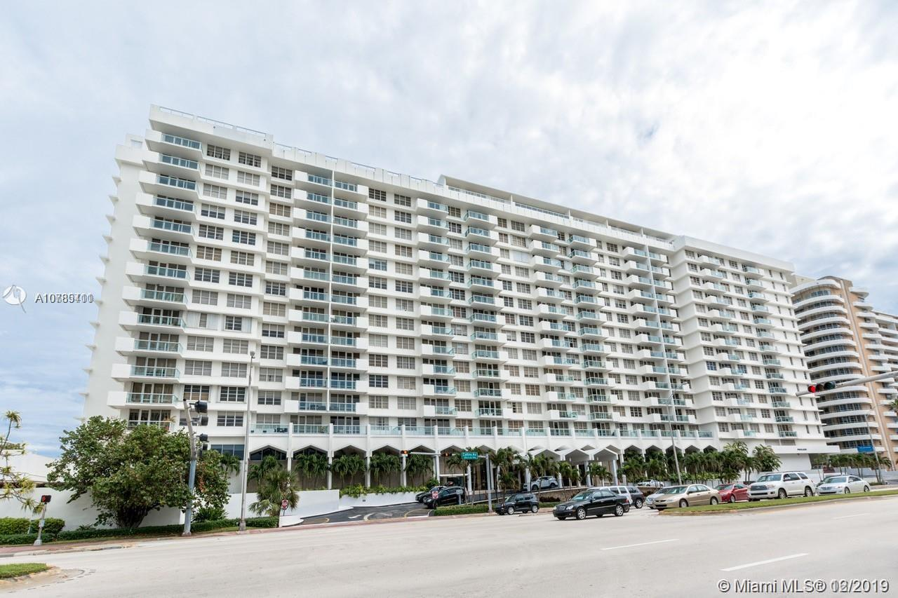 5601  Collins Ave #423 For Sale A10785411, FL