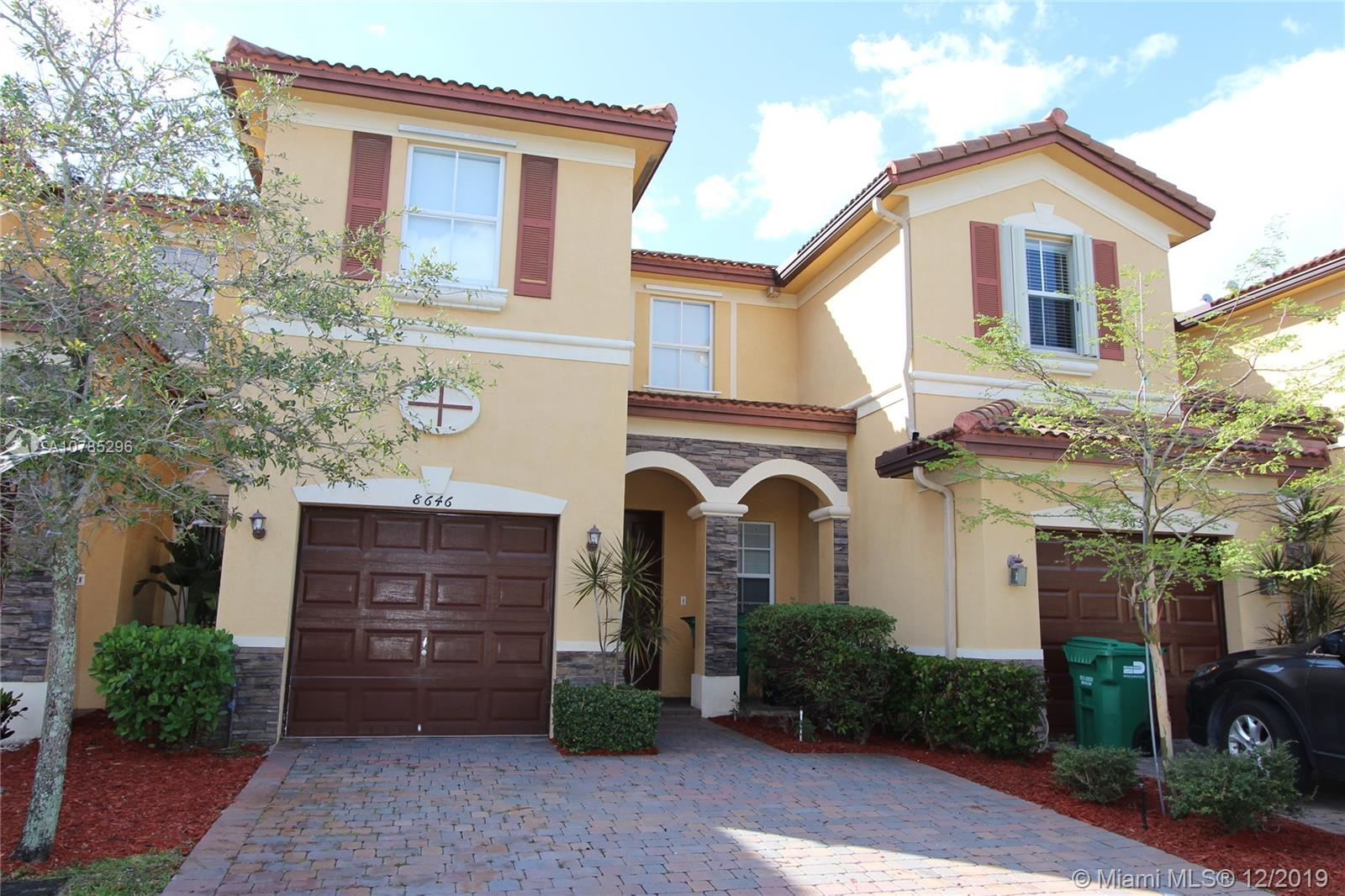 8646 NW 112th Path #8646 For Sale A10785296, FL
