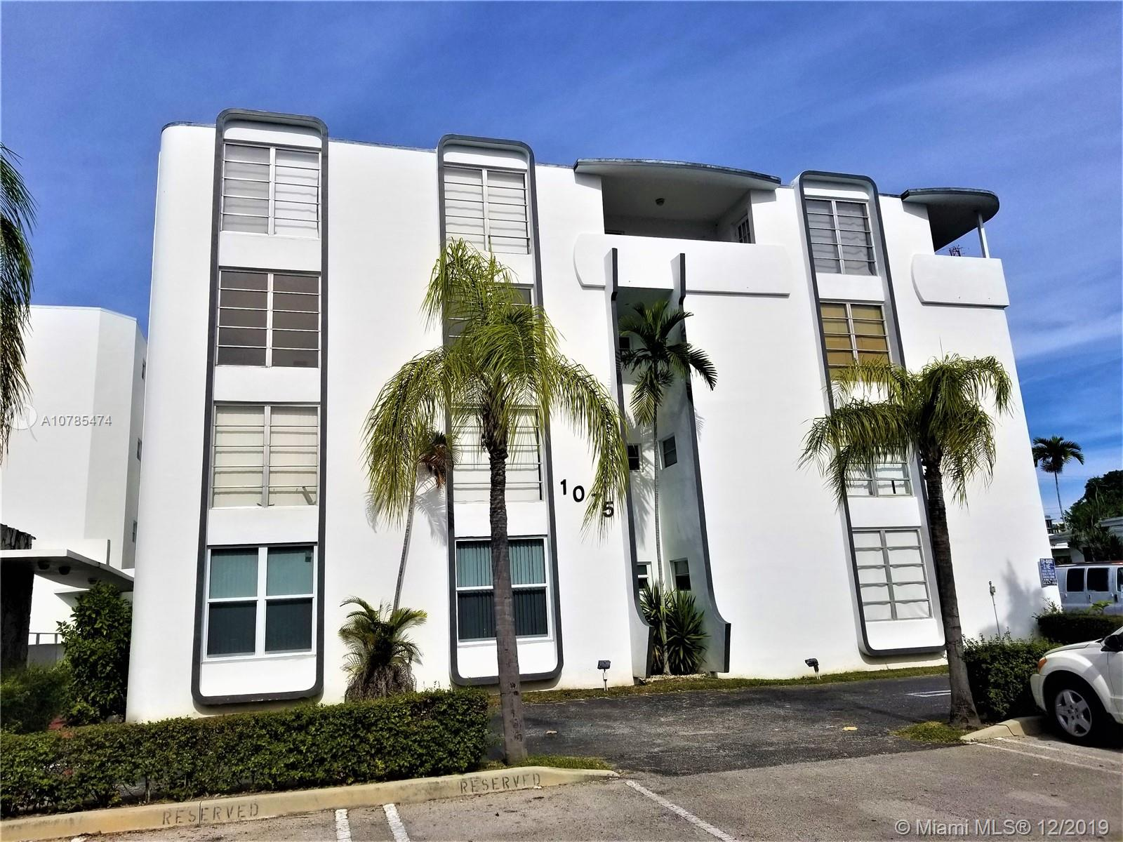 1075  93rd St #105 For Sale A10785474, FL