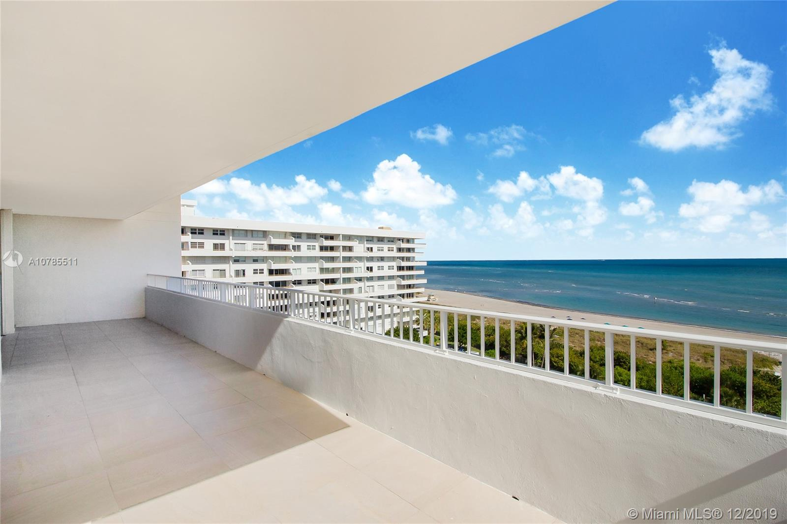 199  Ocean Lane Dr #1001 For Sale A10785511, FL