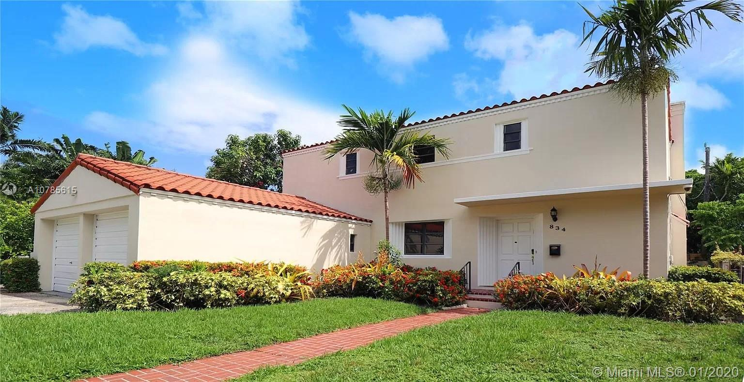 834 W 47th St  For Sale A10785615, FL