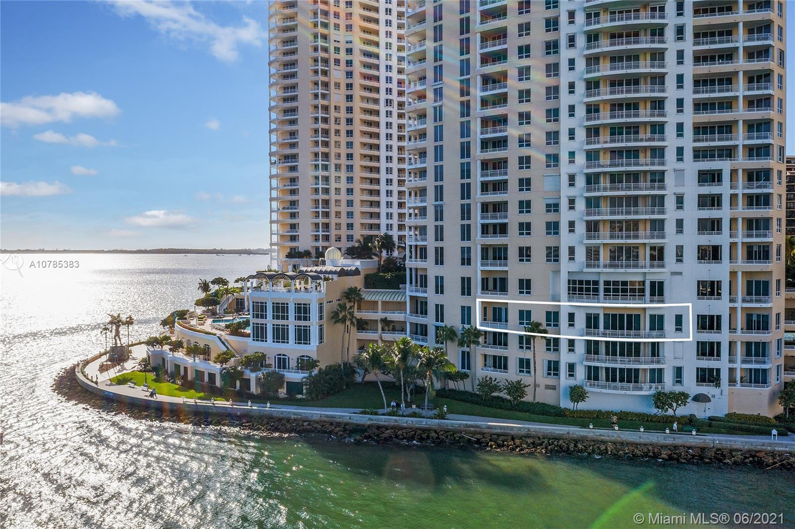 THIS WATERFRONT UNIT FEATURES 4 BEDROOMS & 4½ BATHS. Over 3000 sq. ft of living. Own one of the few units that are COVID safe. This remodeled apartment in prestigious Tequesta 3 has access directly from the garage to your condo unit. Park your car in the same floor as your unit and walk directly into your home. No need to enter through lobby or take elevators. This unit is like living in a house, but with all the amenities of a luxury building. The condo is located so close to the water that it has the feeling of looking out from a yacht. UNIT COMES WITH 4 PARKING SPACES, 2 STORAGE UNITS AND 3 CABANAS.. NOTE: The fourth bedroom does not have a window: has closet, in-suite bathroom & separate entrance for privacy. The 4th room can serve as a guest bedroom, den, office or maid's quarter.