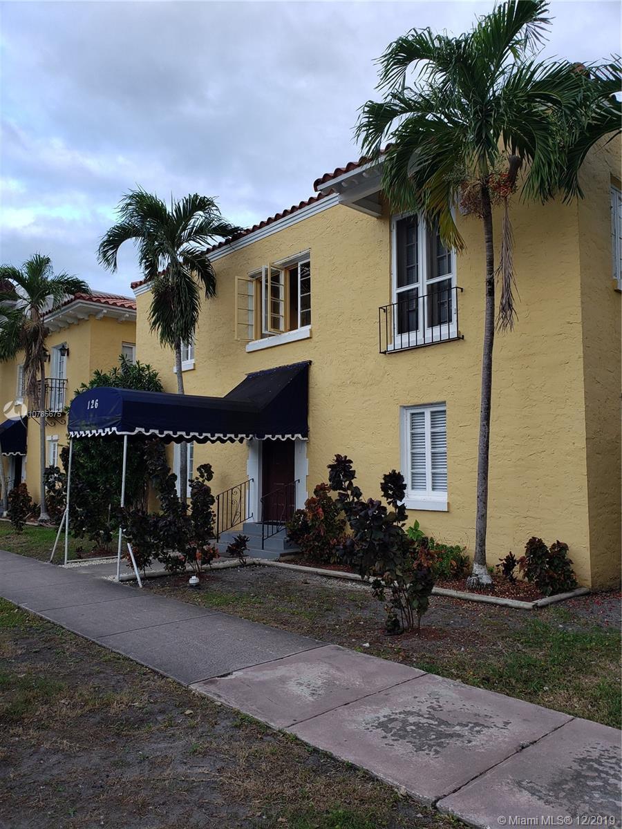 126  Mendoza Ave #8 For Sale A10785675, FL