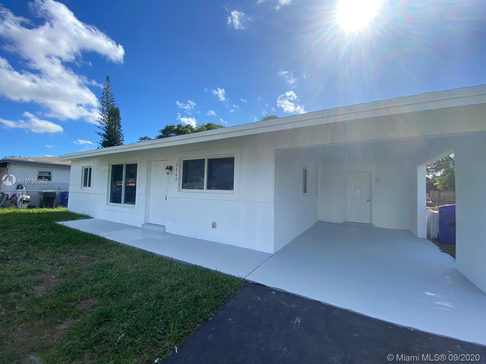 2660 NW 21st St  For Sale A10785982, FL