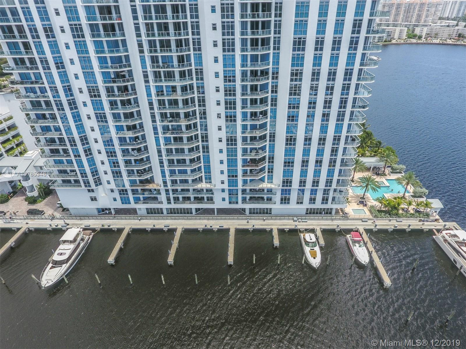 17301  Biscayne Blvd #1704 For Sale A10785946, FL