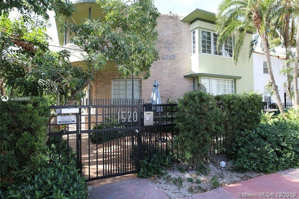 1520  Euclid Ave #10 For Sale A10785197, FL