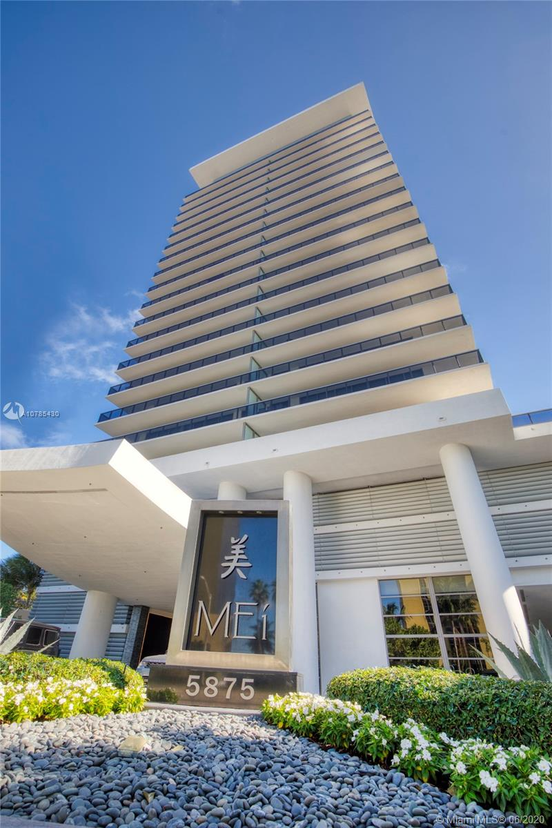 5875  Collins Ave #1906 For Sale A10785430, FL