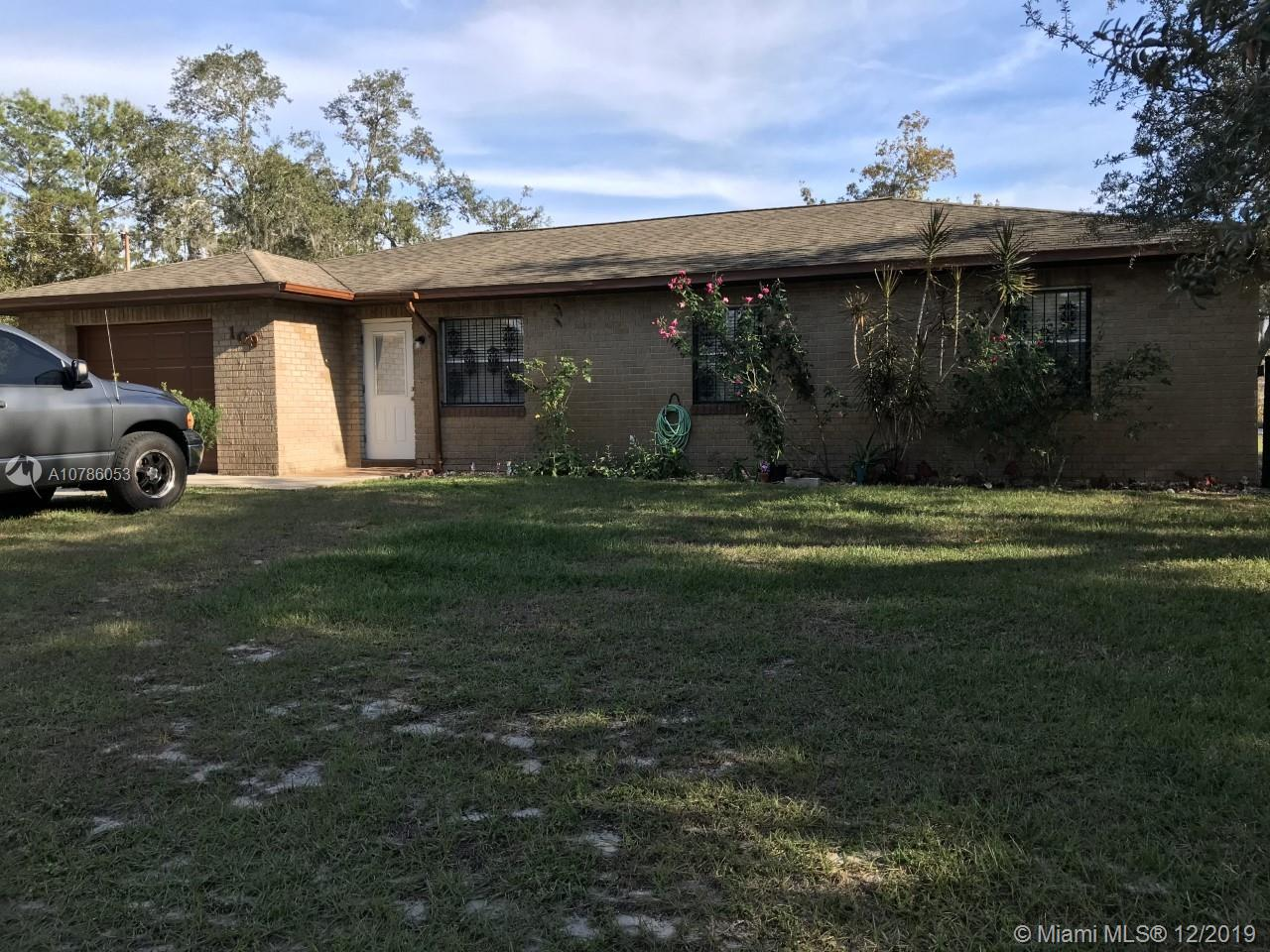 109 Harvey, Other City - In The State Of Florida, FL 33852