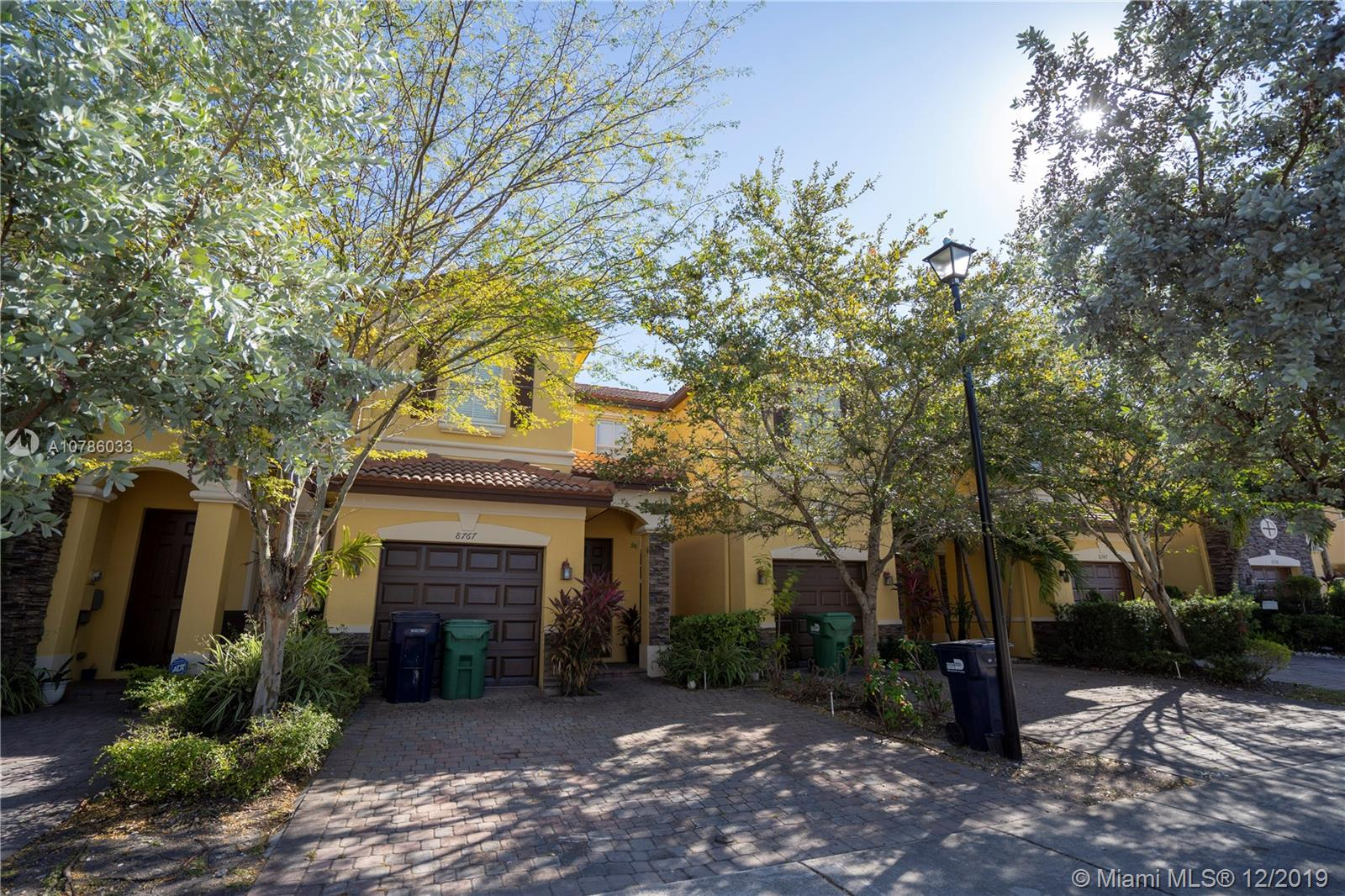8767 NW 113th Ct #8767 For Sale A10786033, FL
