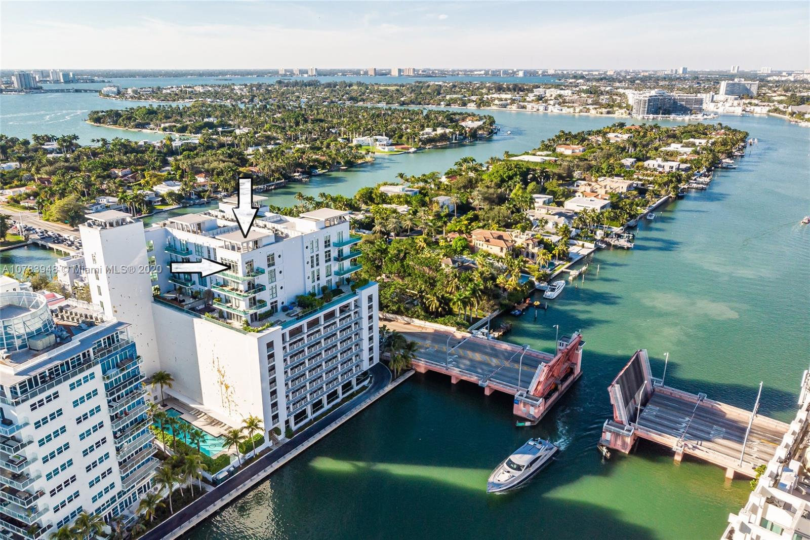 201  Aqua Ave #PH3 For Sale A10783948, FL